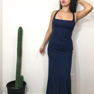 • Maria Bianca Nero Gown •